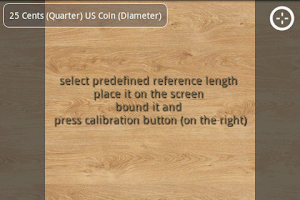 Screenshot of Millimeter - screen ruler app