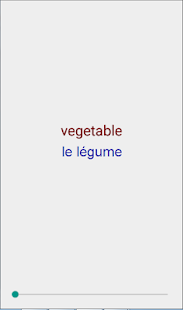 French Nouns 1 Vocabulary Quiz- screenshot thumbnail