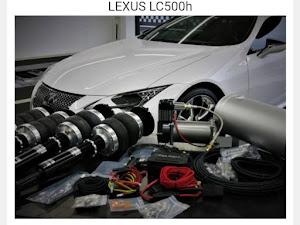 LC GWZ100 500h  L パケのカスタム事例画像 無名さんの2019年11月19日05:20の投稿