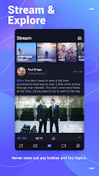 Blued - Gay Dating & Chat & Video Call With Guys APK screenshot thumbnail 6