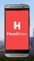Screenshot of Headlines