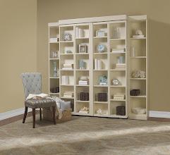Photo: Madison BiFold Bookcase Bed