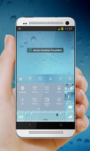 北极边防Běijí biānfáng TouchPal|玩個人化App免費|玩APPs