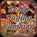 Resep Daging Kambing icon