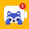 Gaze Video Chat App-Random Live Chat & Meet People icon