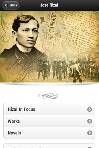 Jose rizal apk download apkpure jose rizal screenshot 1 toneelgroepblik Images
