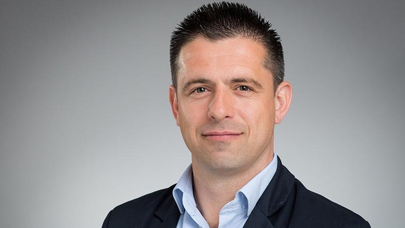Jason Hart, CTO of data protection at Gemalto.
