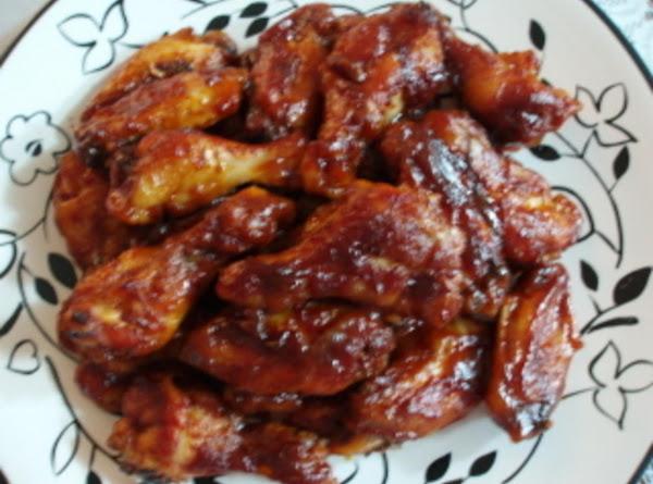 Oven Barbecue Chicken Recipe