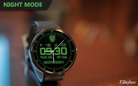 Skymaster Pilot Watch Face screenshot 8