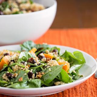 Crunchy Couscous Sweet Potato Salad