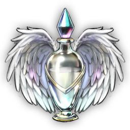 霊魂石の浄化水