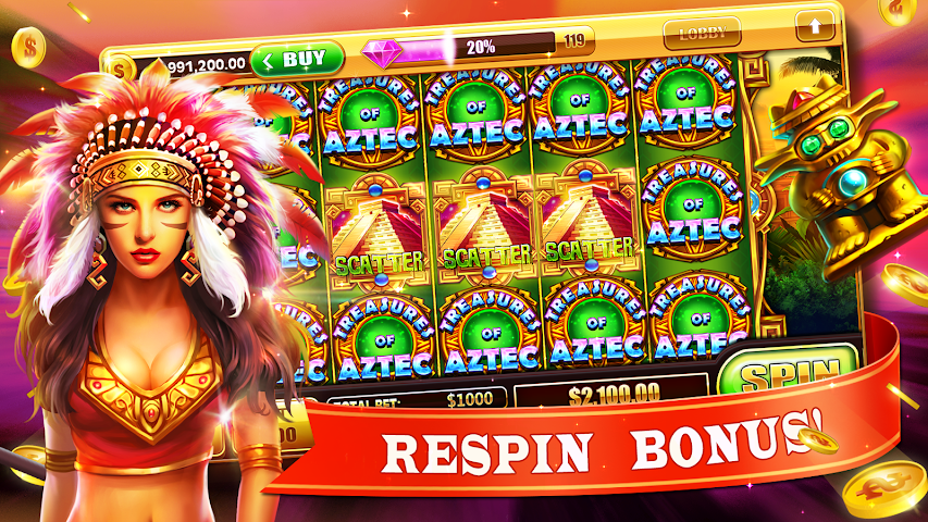 android Slots Free - Wild Win Casino Screenshot 1