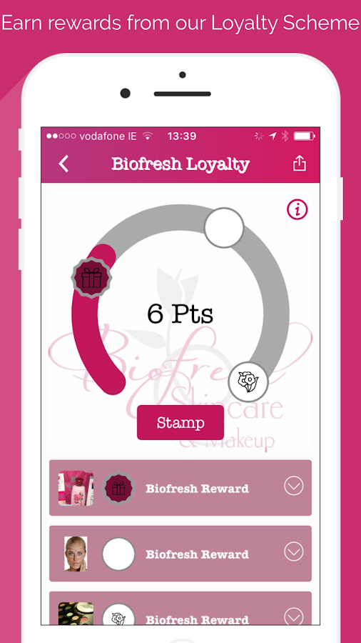 Biofresh Skincare- screenshot