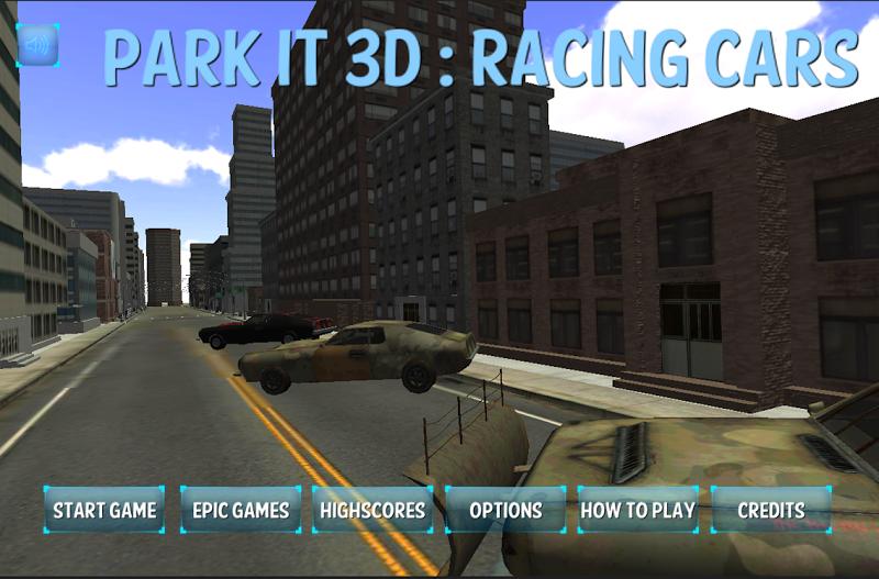 Скриншот бесплатно гоночный автомобиль