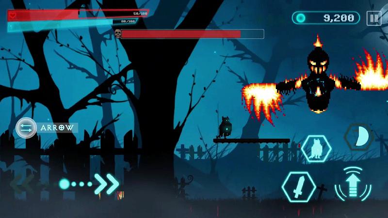 Gleam of Fire Plus+ Screenshot 3
