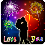 Love touch Live Wallpaper free