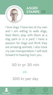 DogWalker App - Find DogWalker- screenshot thumbnail