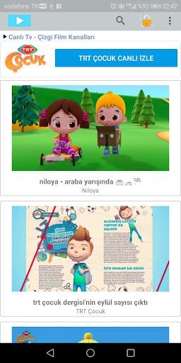Cartoon Application - Children Youtube 3 screenshots 1