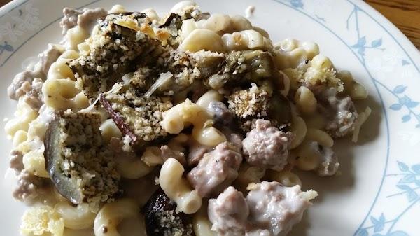 Turkey And Eggplant Casserrole Recipe