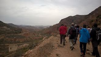 La ruta del cinto se incluye dentro de la nueva guía presentada por el Ayuntamiento de Níjar.