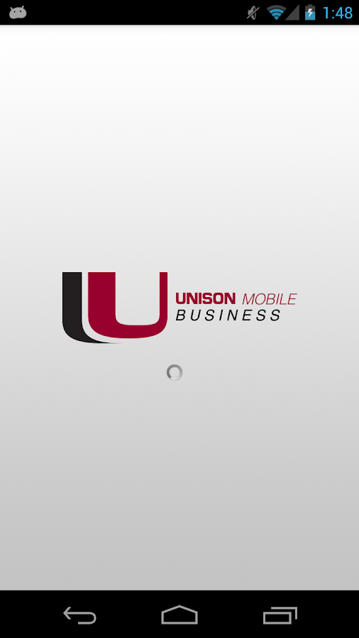 Unison Business- screenshot