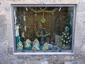 Photo: Sicilian Nativity, Castelmole