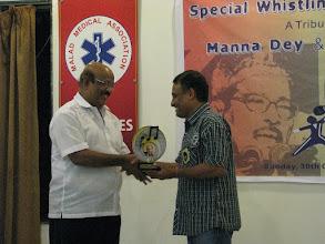 Photo: Awards