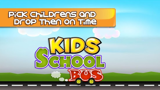 Kids School Bus screenshot