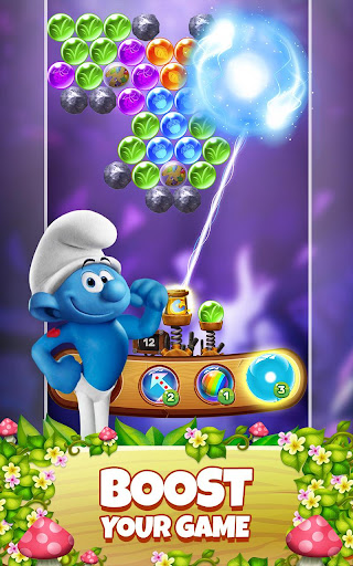 Smurfs Bubble Shooter Story 2.15.050204 screenshots 21
