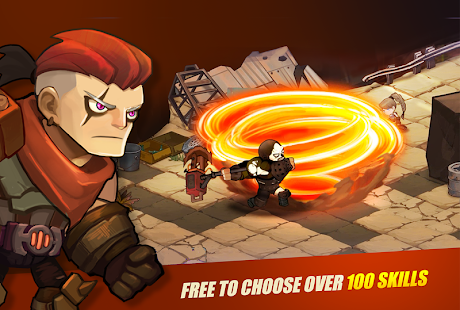 Endless War: Brave Souls - Idle RPG Screenshot