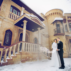 Wedding photographer Filipp Uskov (FilippYskov). Photo of 27.02.2017