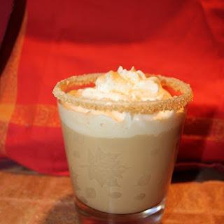 Pumpkin Spice Spiked Latte.