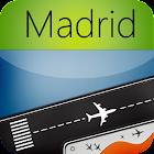 Madrid Airport (MAD) Flight Tracker icon