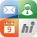 hiBox messaging service icon