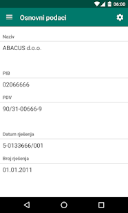 Abacus Reporting- screenshot thumbnail