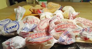 La amplia gama de polvorones y mantecados es inmensa, aunque todos con un sabor tradicional.