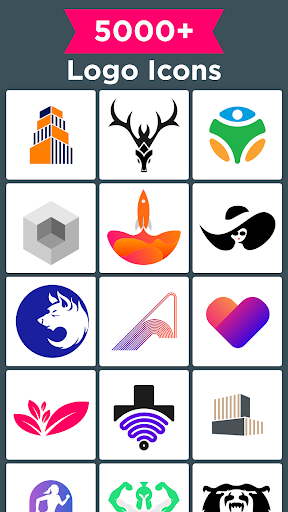 Logo Maker - Free Graphic Design & Logo Templates 28.4 Apk for Android 7