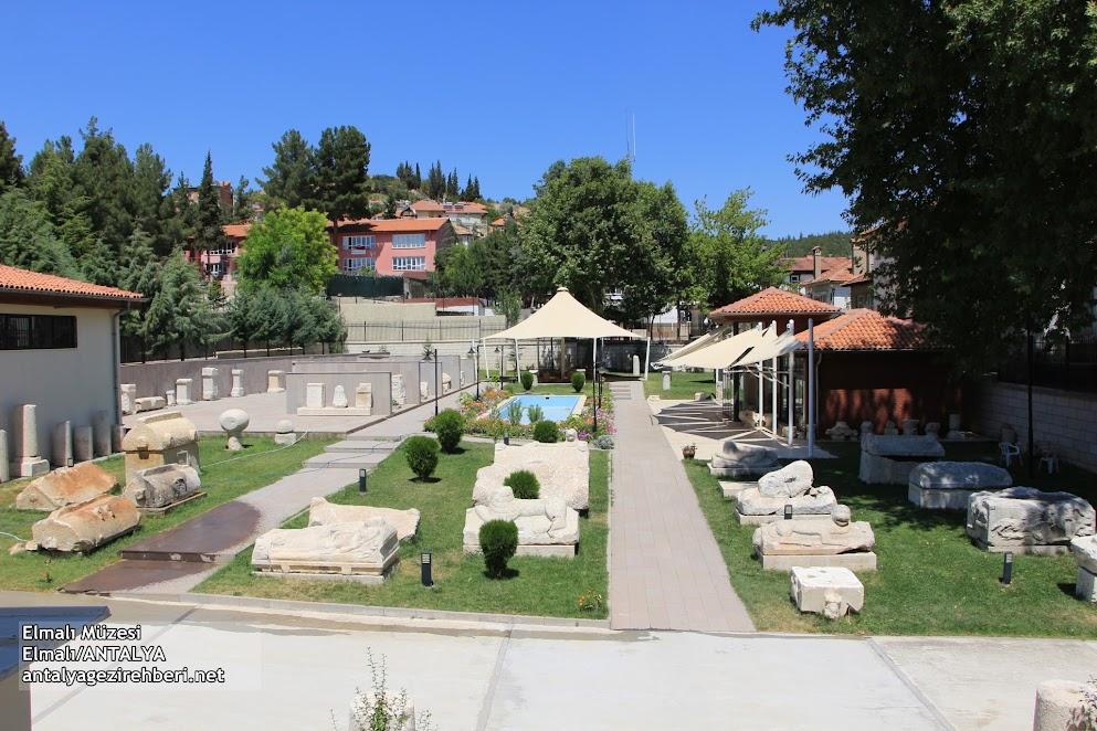 elmalı müzesi
