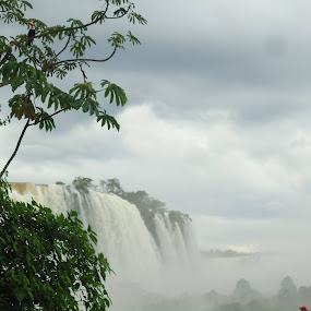 Iguaçu by Catarina Cardoso - Landscapes Waterscapes