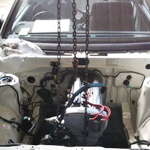 スプリンタートレノ AE86 S60 GT  2ドアのカスタム事例画像 makotさんの2018年07月11日19:54の投稿