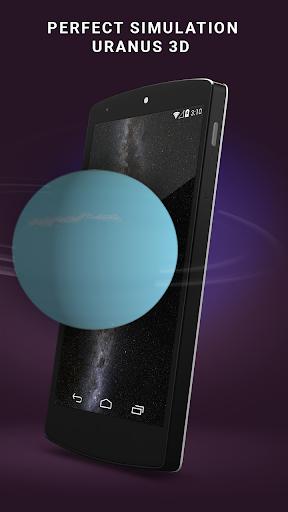 3D Realistic Uranus LWP HD