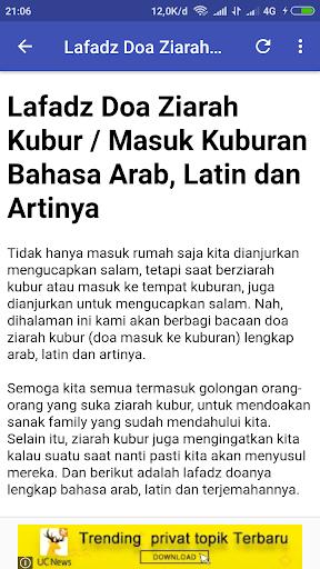 Download Lafadz Doa Ziarah Kubur Google Play Softwares
