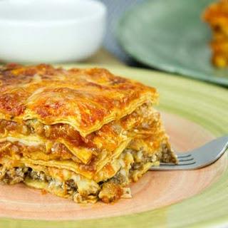Meat Lovers' Lasagna