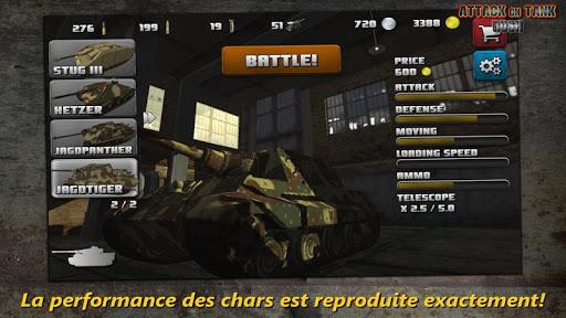 Télécharger Gratuit Attaque sur Char : Rush - World War 2 Heroes APK MOD (Astuce) screenshots 1