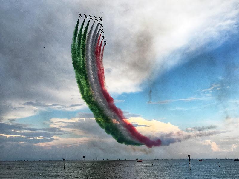 Frecce tricolore di laura_bazzy_bazzan