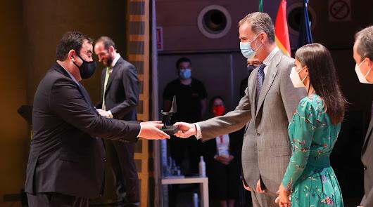 Seipasa recibe el Premio Nacional de Innovación 2020