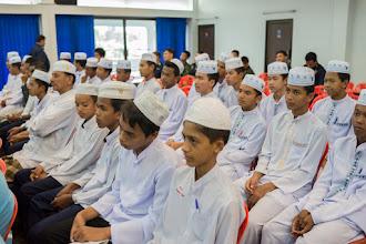 Photo: นักเรียนจากโรงเรียนเอกชนสอนศาสนาอิสลาม