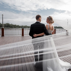 Wedding photographer Konstantin Trifonov (koskos555). Photo of 02.10.2018