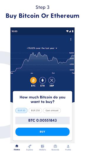Luno u2014 Bitcoin & Ethereum wallet and exchange 6.18.0 Screenshots 5