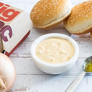 Big Mac Sauce Copycat.